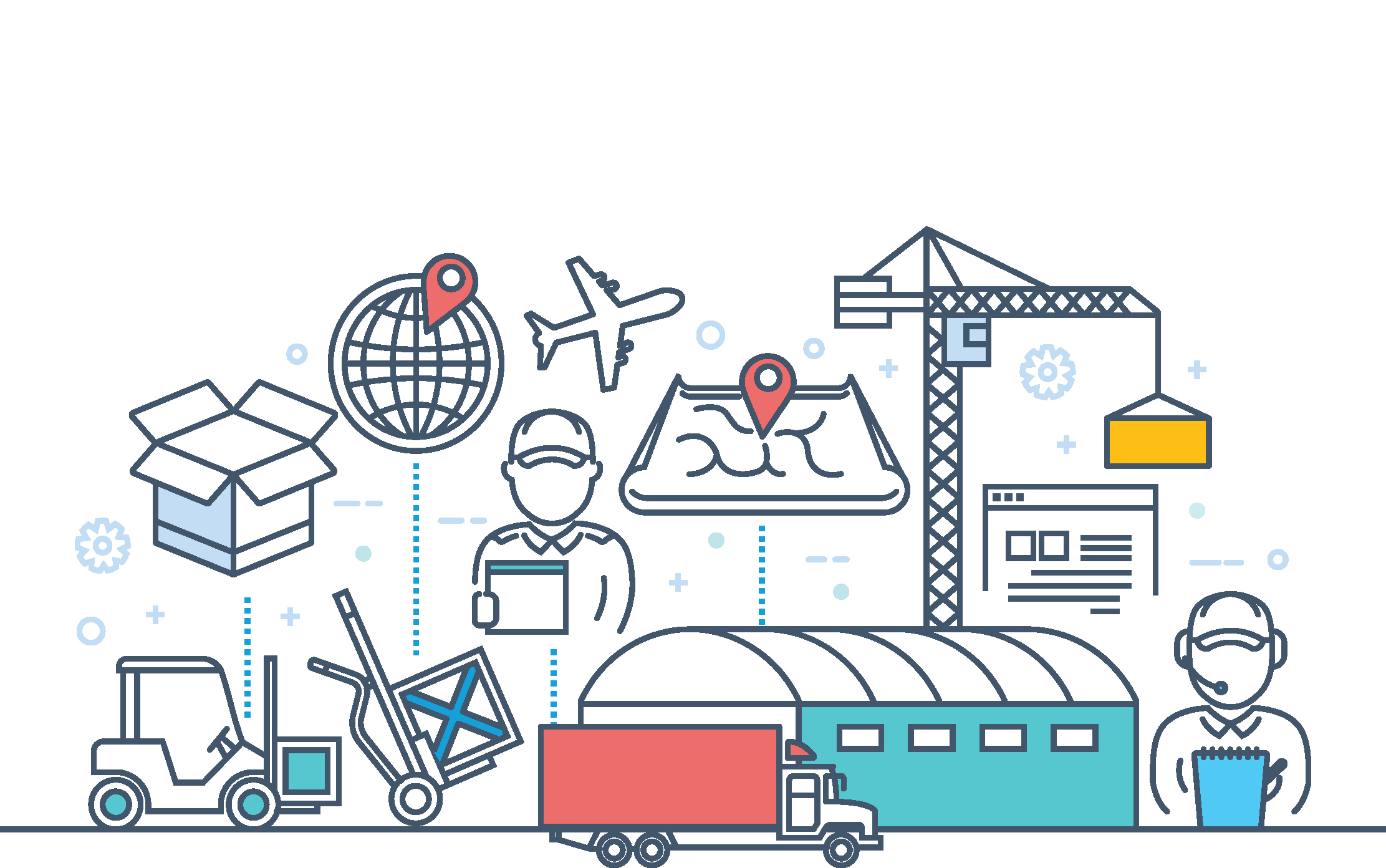 Trends Impacting Your Logistics Operations – 3PL Perspectives